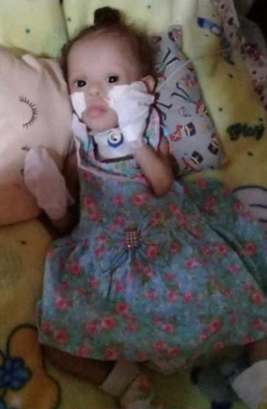 bebe kelly - LUTO! Criança de 1 anos e 3 meses falece em casa e é sepultada com suspeita de COVID-19 em Jaru; pai questiona ação da saúde