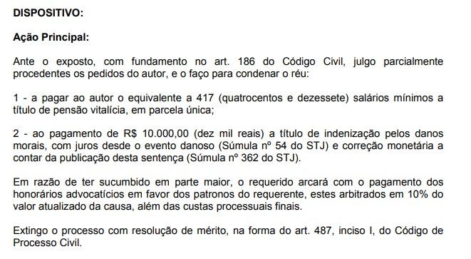 Ação Penal (Foto: Jaruonline)